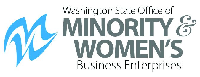 Office of Minority and Women's Business Enterprises (OMWBE) logo