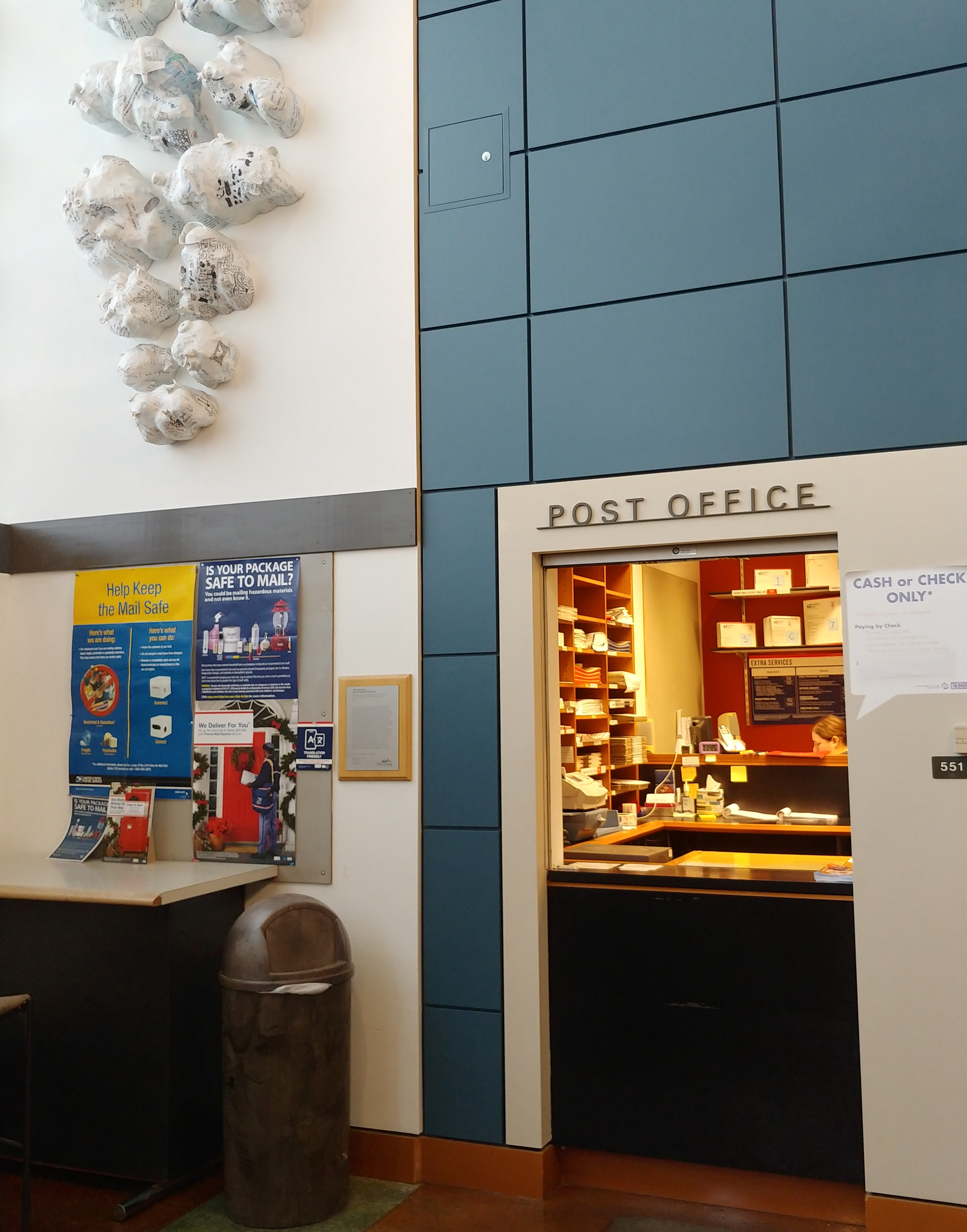 Post Office Business Services
